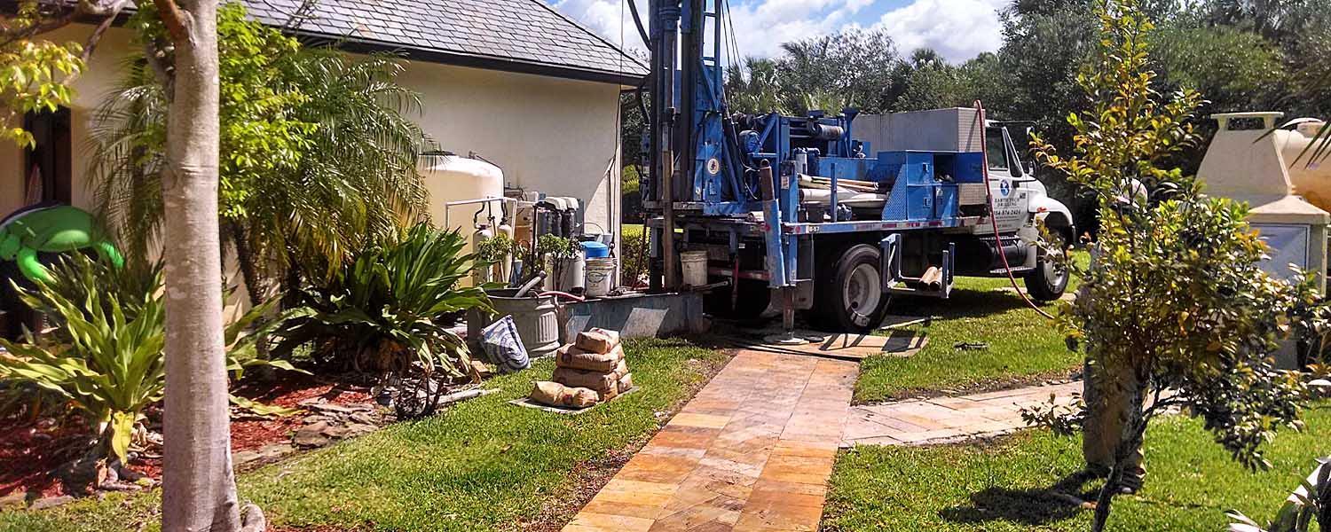 South Florida Water Well Drilling Contractor - Earth Tech